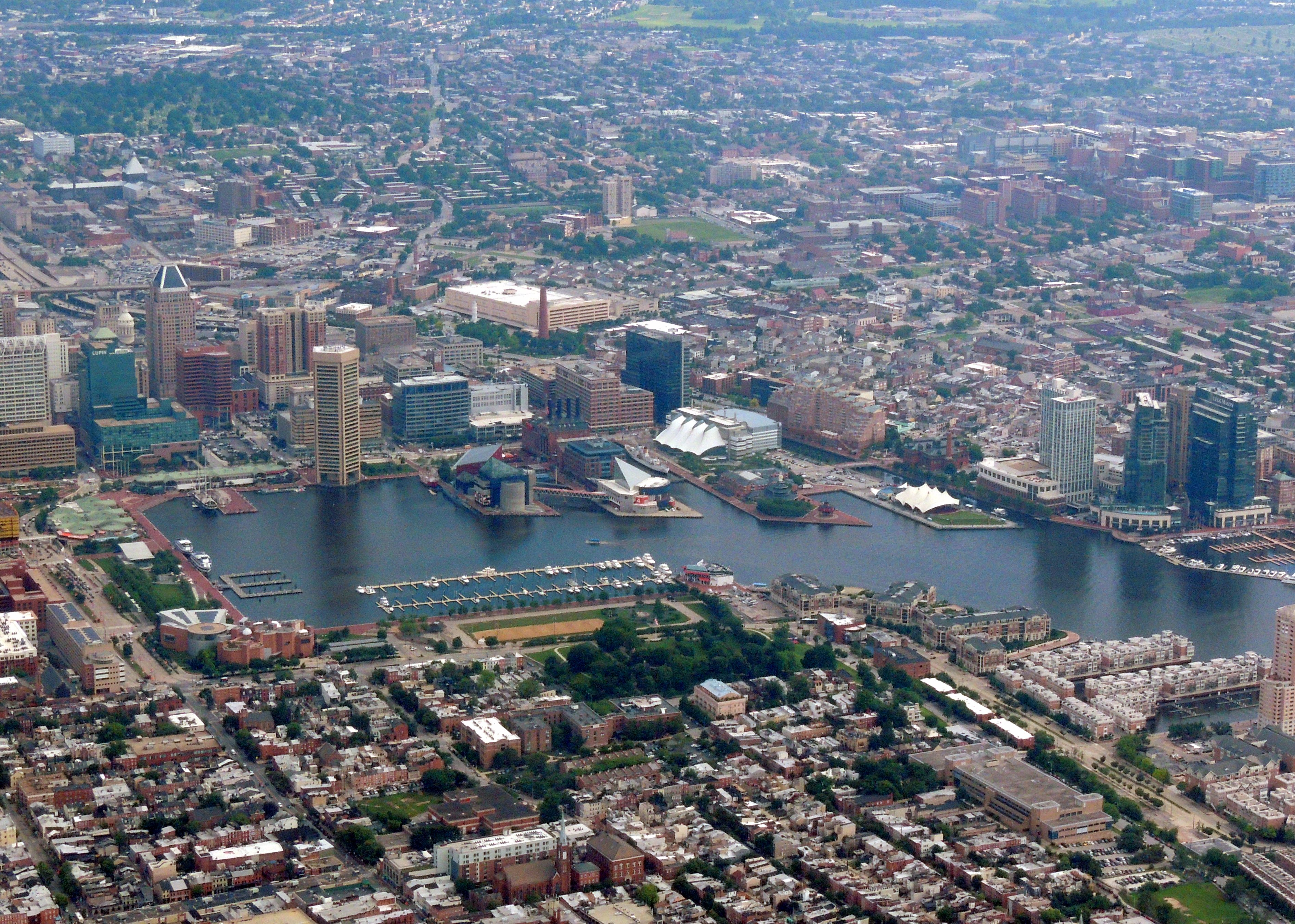 Inner Harbor (Baltimore Maryland)