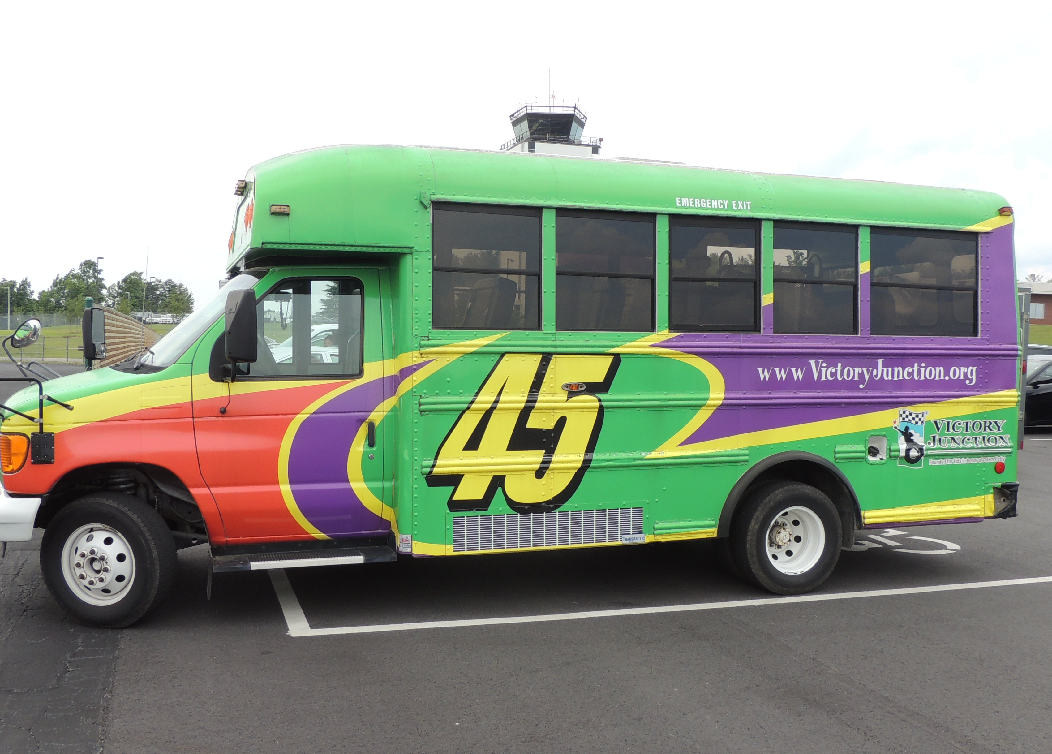 Victory Junction Bus