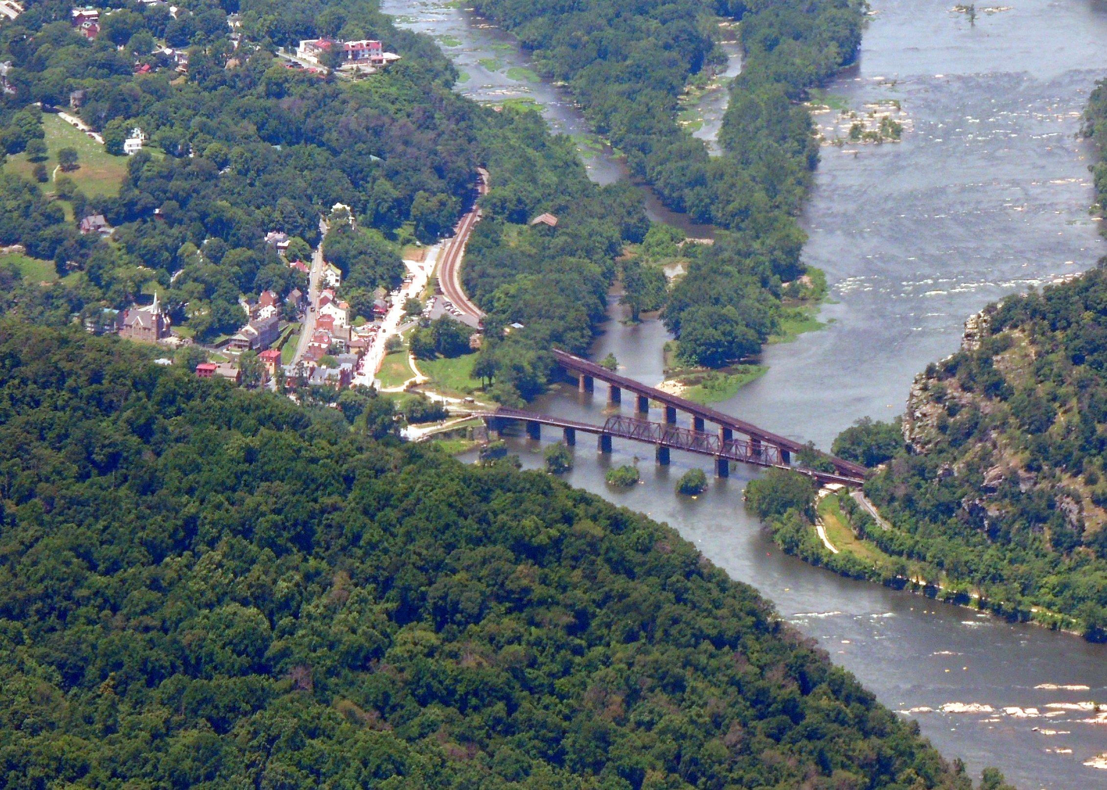 Harpers Ferry WVA