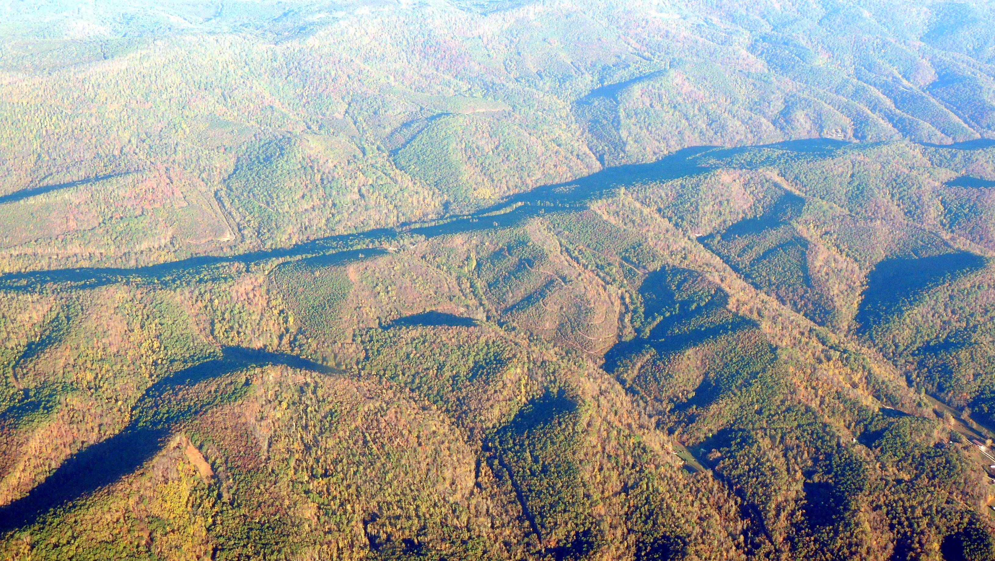Mountains of West Virginia
