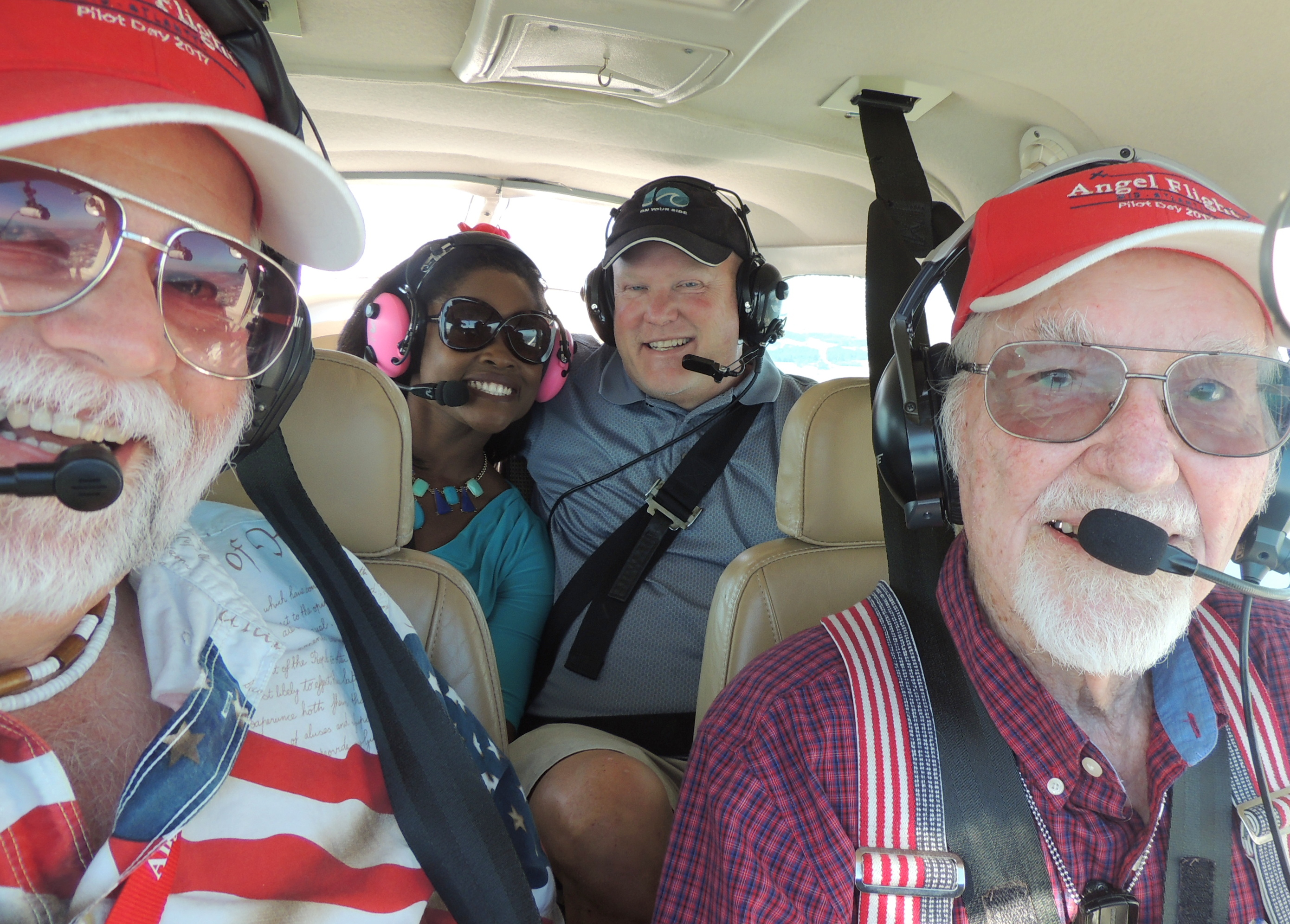 In the Air with the WAVY TV 10 Crew