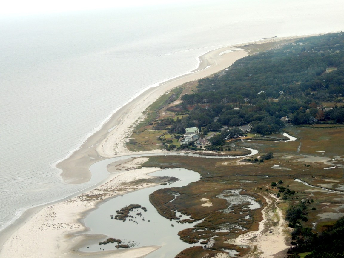 North Shore of Hilton Head Island