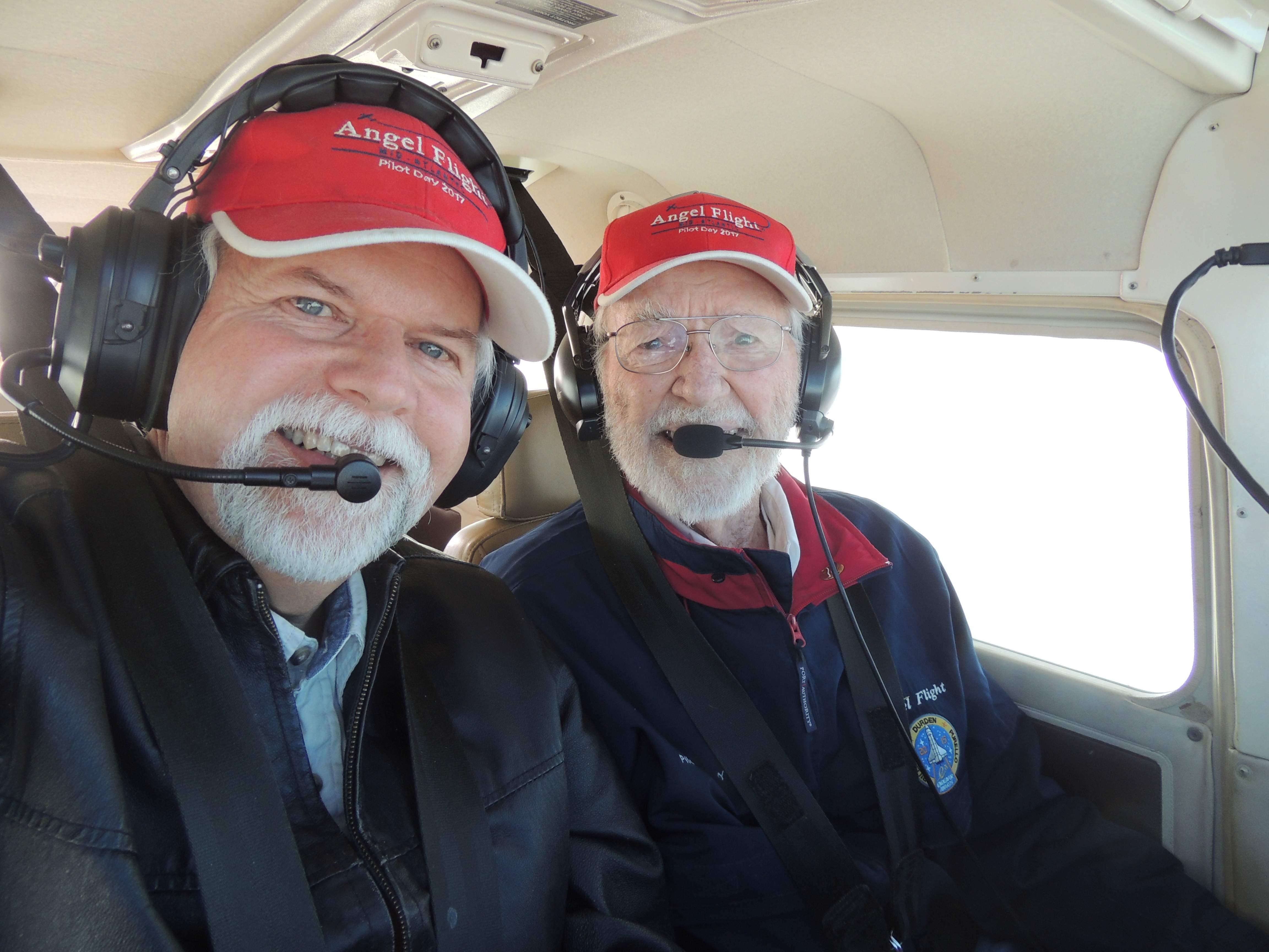 Heading to Wheeling WVa in 40 knot headwinds ....... Angel Flight Feb 5th 2018