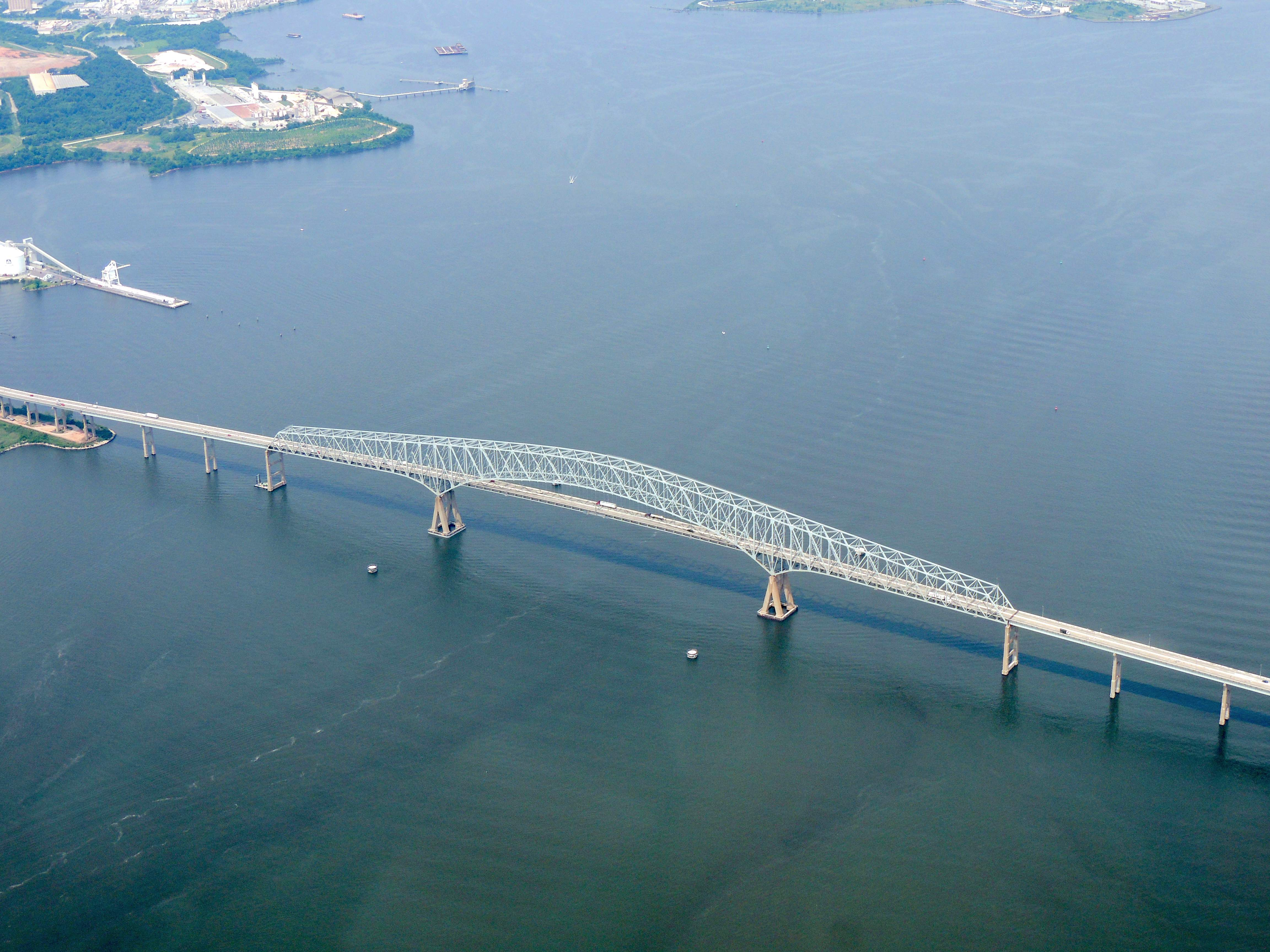 Key Bridge.....Baltimore MD