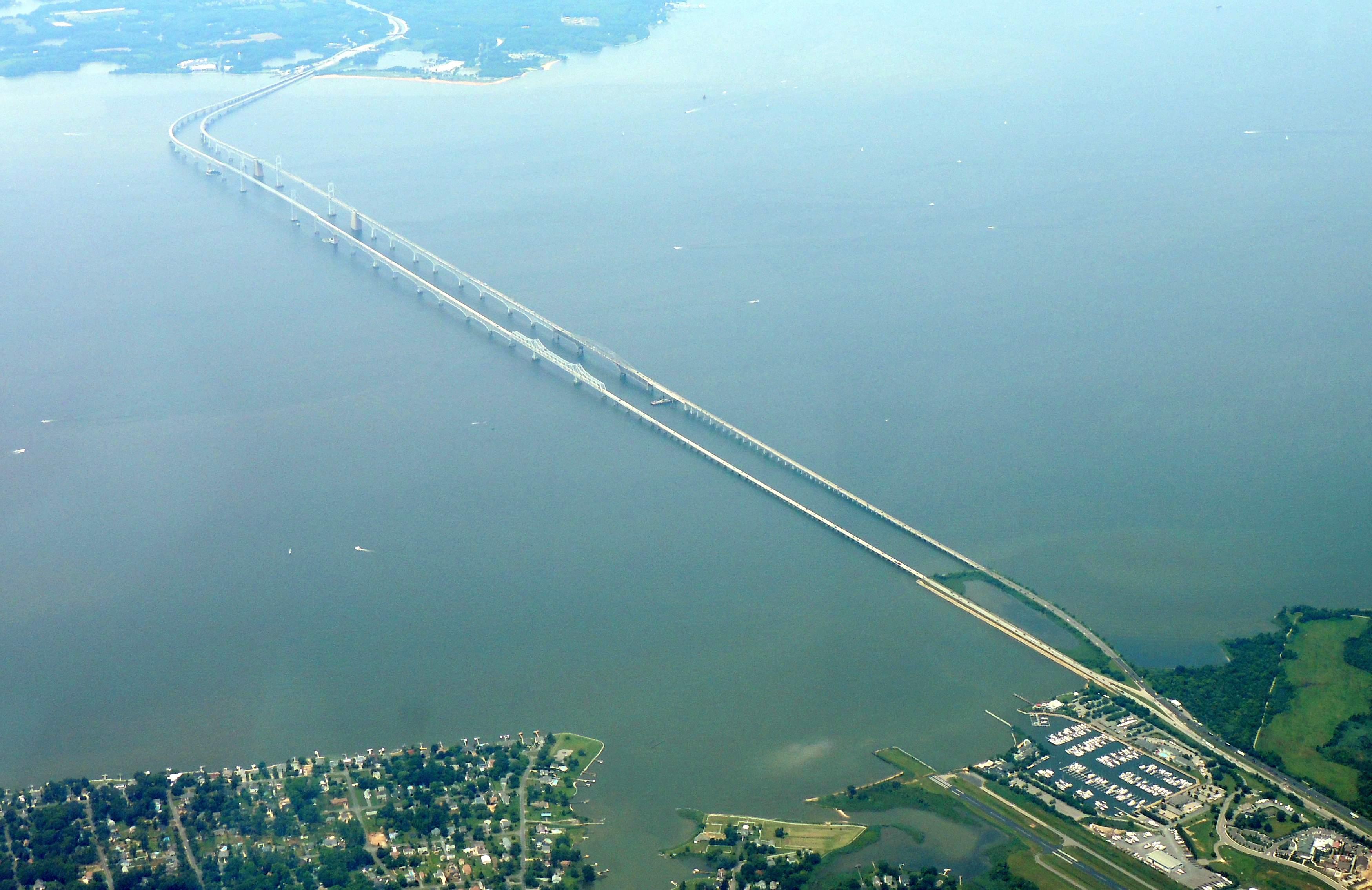 The Twin Bay Bridges