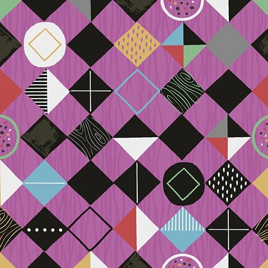 Free 1950s Style Seamless Pattern