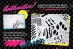1980s Retro Fashion Patterns Vol:1