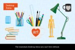 Art Studio Illustrations - Create Your Own Art Studio