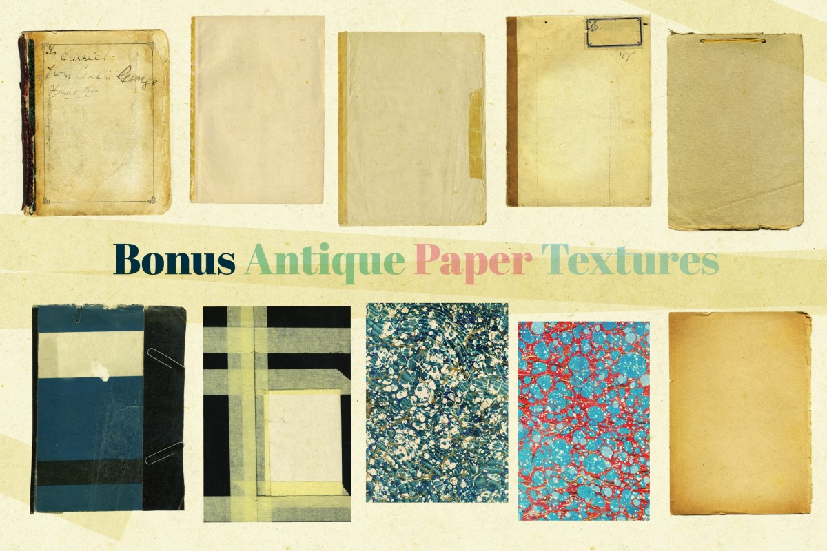 Paper Texture and Patterns