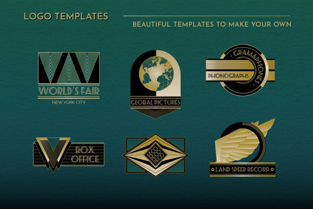 Art Deco Graphics Collection Vol 2_01