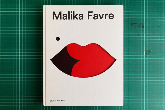 The Art of Malika Favre - Book