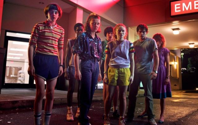Netflix Stranger Things 80s Fashions