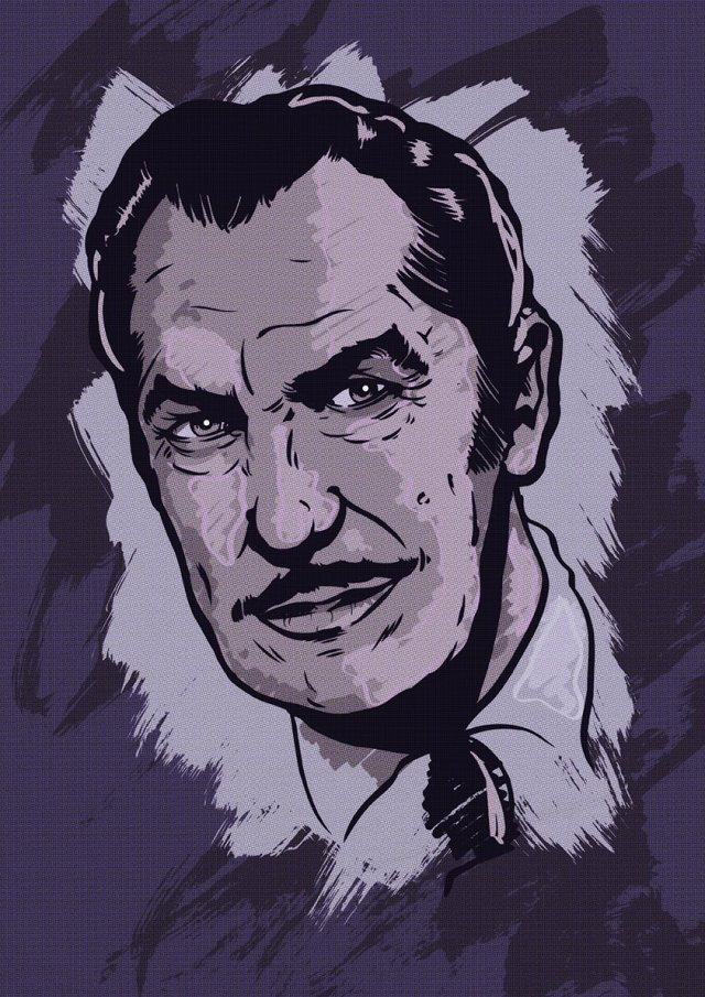 Vincent Price - Icons of Horror