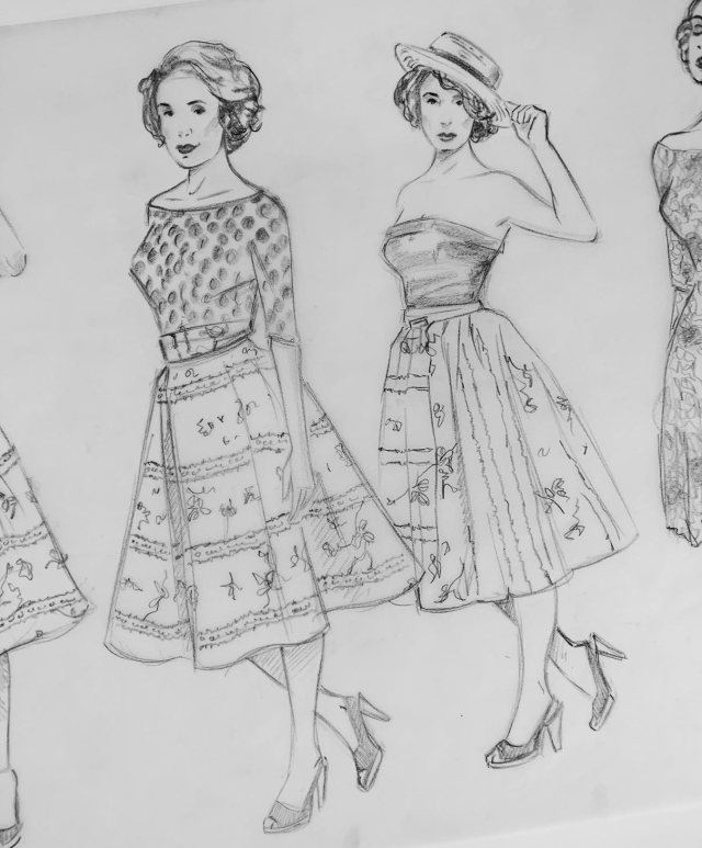 Fashion Illustration Sketchbook