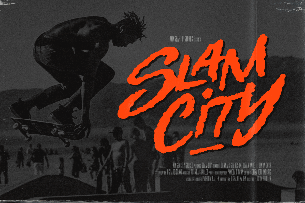 Hand-drawn Movie Title Fonts by Christopher King