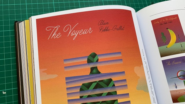 Look of the Book: Jackets, Covers, and Art at the Edges of Literature