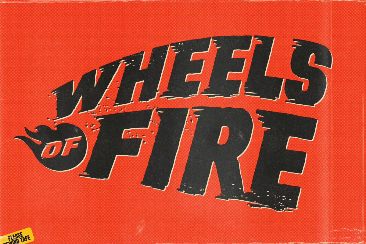 Grindhouse Movie Poster Fonts