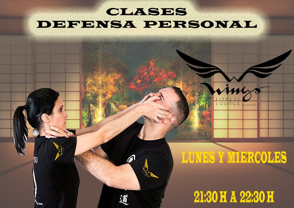 Defensa Personal - Wings Fitness Valterna - Valencia