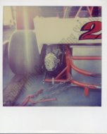 Oswego Speedway supermodified rear end