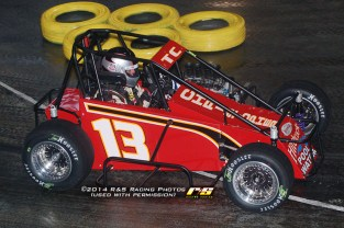 Ted Christopher TQ Midget