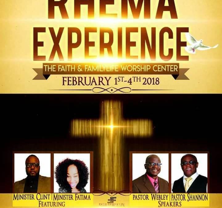 Rhema Experience