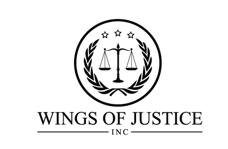 Wings of Justice logo