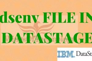 dsenv-file-in-datastage