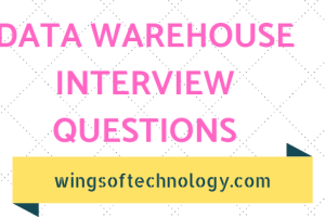 data-warehouse-interview-questions
