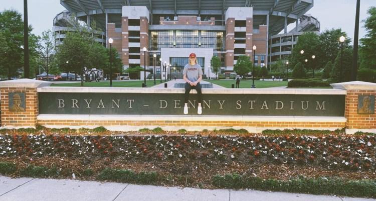 University Of Alabama Online >> Sophomore Commits To University Of Alabama Wingspan Online