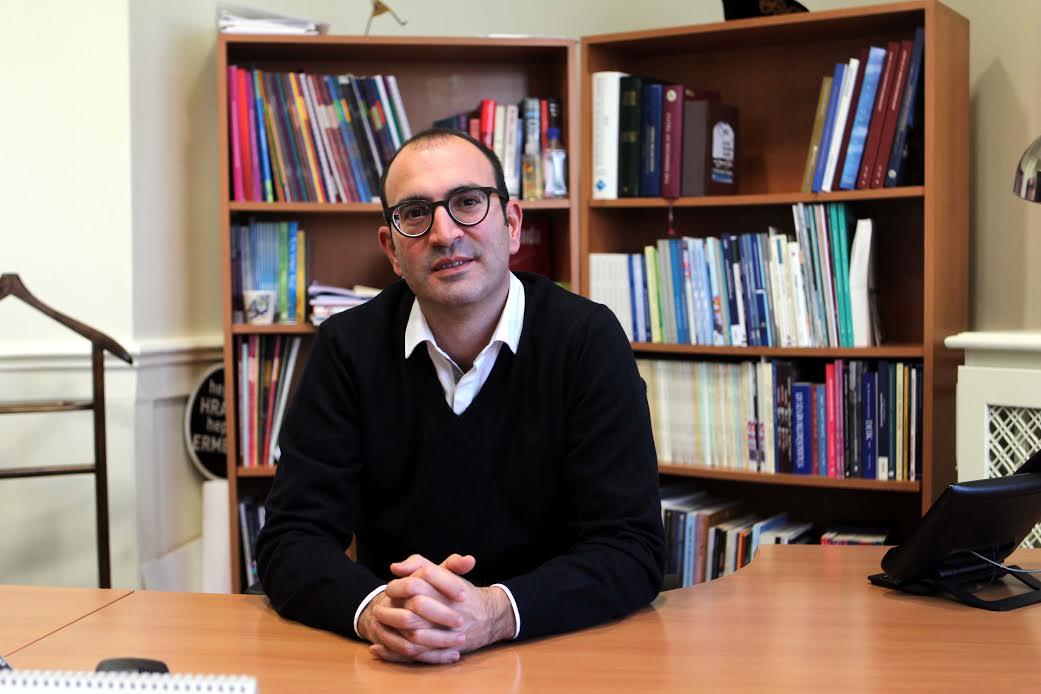 Interview with Basak Ersen