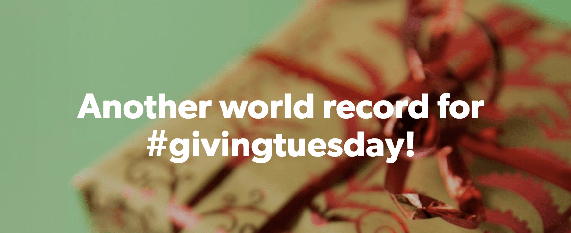 A Round-up From Giving Tuesday