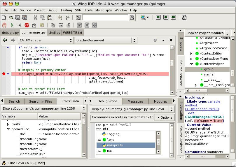 Maya Script editor, text editor or ide – MAYAPY