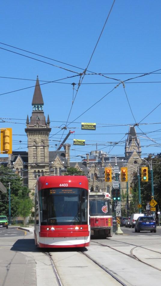 Street Cars Toronto