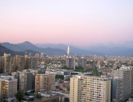Santiago stopover