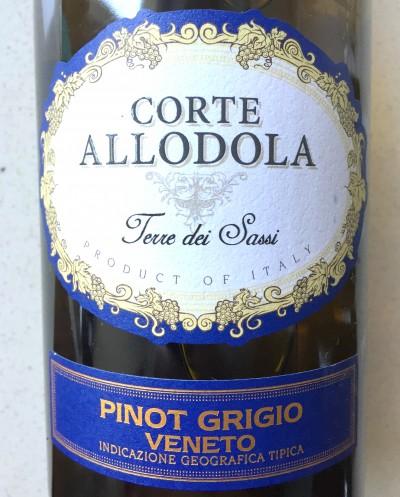 Veneto Pinot Grigio Corte Allodola