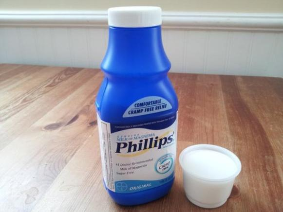 Try This substitute to Milk of Magnesia as Primer