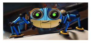 The star of the Spyder video game, developed by Sumo Digital for Apple Arcade. The music of this game was composed by BAFTA-nominated video game composer Winifred Phillips.