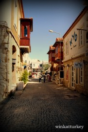 Calle de Alaçati