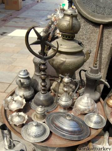 Productos que aun hoy en día se usan en la vida turca