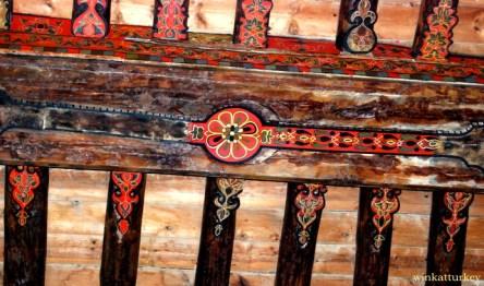 Detalles de techo