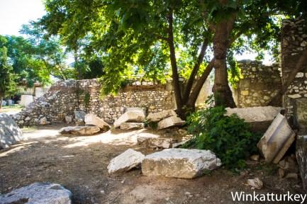 Ruinas de Tiatira