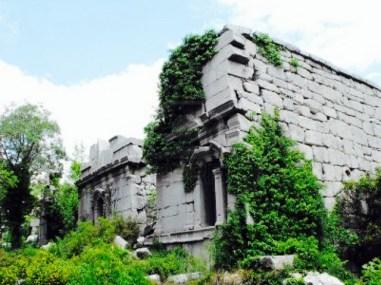 restos de la ciudad