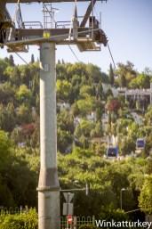 Teleférico desde Eyüp