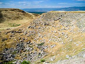 Anfiteatro Laodicea. Foto Wikipedia.