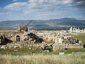 Laodicea. Foto Wikipedia.