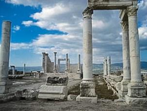 Laodicea. Foto Wikipedia