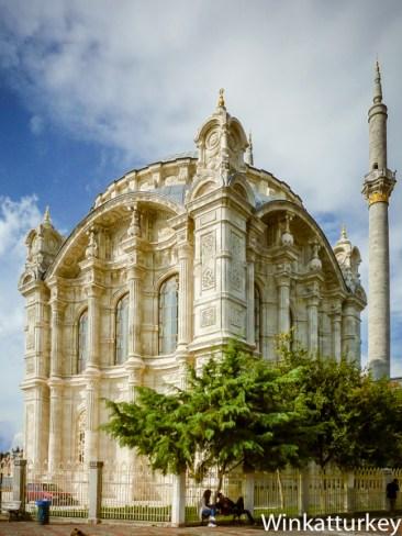 Exterior de la Mezquita