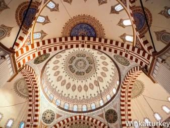 Cúpula de la mezquita de Sehzade