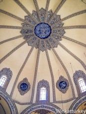 cúpula de la pequeña Santa Sofía