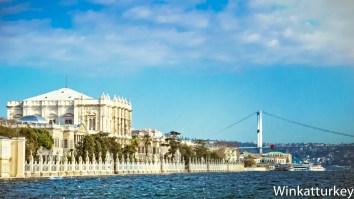 Palacio de Dolmabahce